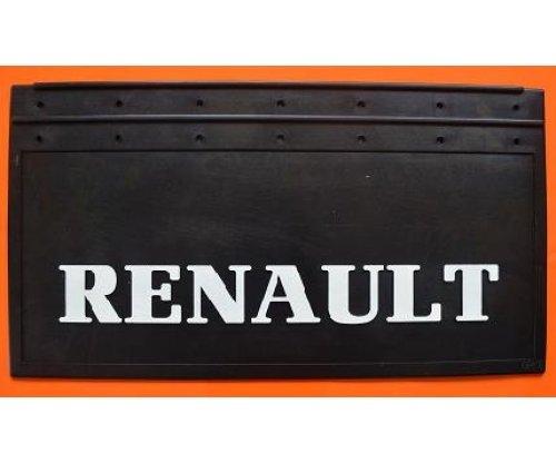 1001 Бризговик Renault рельєфний напис зад(650х350)