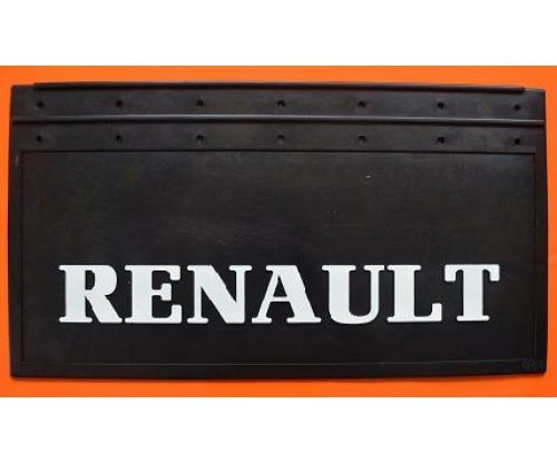 1001 Брызговик Renault рельефная надпись зад(650х350)