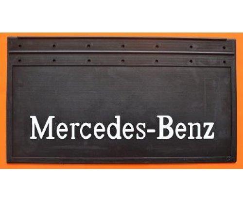 1002 Бризговик Mercedes-Benz рельєфний напис зад(650х350)