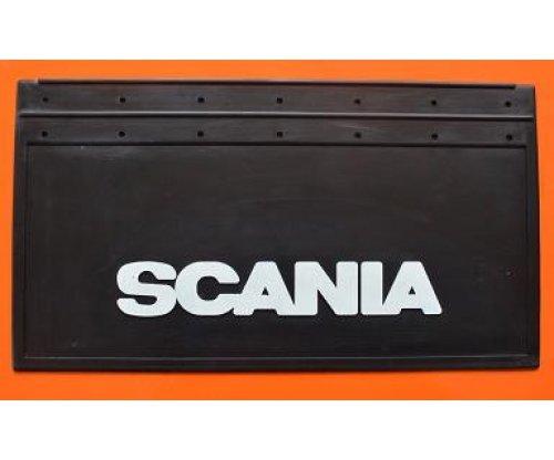 1003 Бризговик Scania рельєфний напис зад(650х350)