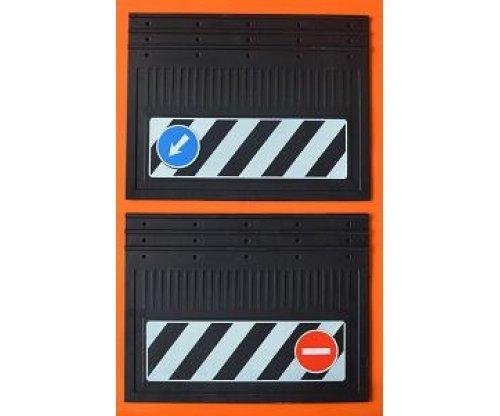 1013 Бризговик 450х370 наклейка(комплект) 0046