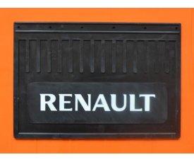 1031 Брызговик Renault простая надпись(500x370)