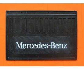 1032 Брызговик Mercedes-Benz простая надпись(500x370)
