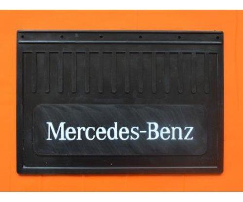 Брызговик Mercedes-Benz простая надпись(500x370)
