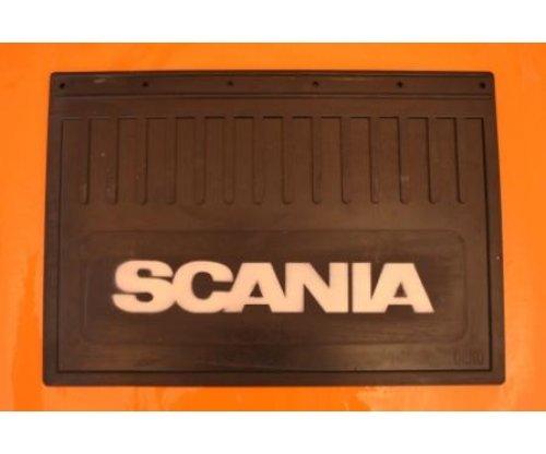 Брызговик Scania простая надпись(500x370)