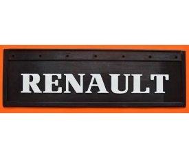 1041 Брызговик Renault рельефная надпись перед(650х220)