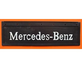 1042 Брызговик Mercedes-Benz рельефная надпись перед(650х220)
