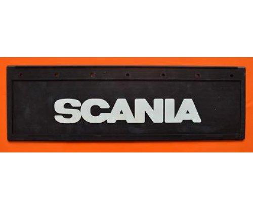 1043 Брызговик Scania рельефная надпись перед(650х220)