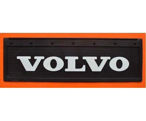 Брызговик Volvo рельефная надпись перед(650х220)