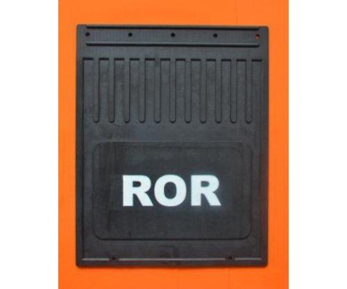1061 Брызговик ROR простая надпись(400х500)