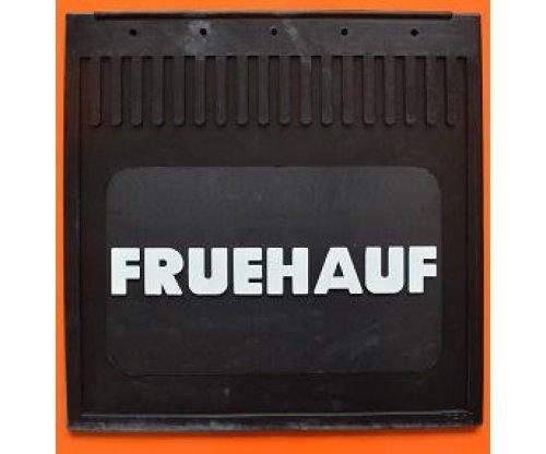 Брызговик Fruehauf рельефная надпись(400х400)