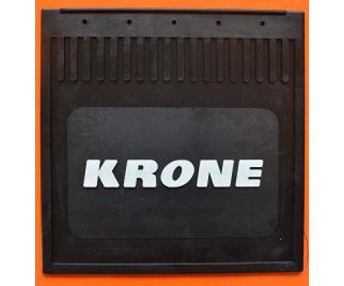 Бризговик Krone рельєфний напис(400х400)