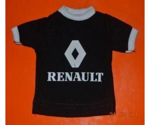 1531 Вымпел футболка Renault