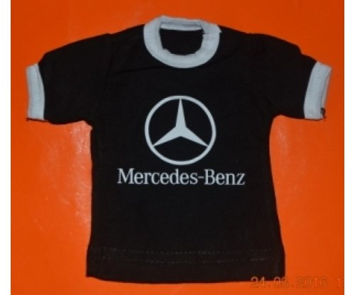 1532 Вымпел футболка Mercedes-Benz