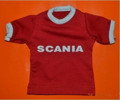 1533 Вымпел футболка Scania