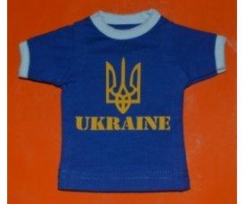 1538 Вимпел футболка Ukraine