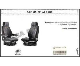1701 Чохол DAF 85CF від 1988
