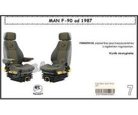 1705 Чохол MAN F-90 від 1987