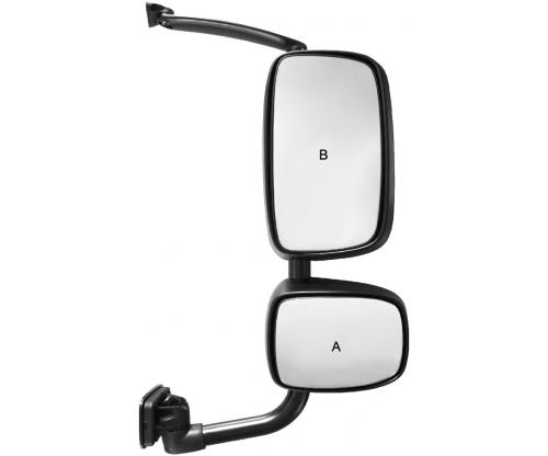 3835 LR 3527 EHA Зеркало с подогревом и электрорегулировкой DAF XF105/CF, OEM 1689348