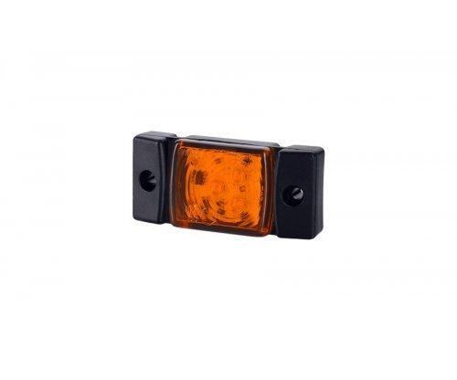 Габаритно-контурный фонарь HOR 40 LED оранжевый LD 141