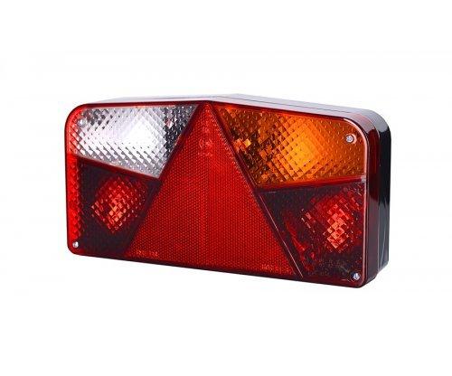 Задний комбинированный фонарь треугольник-отражатель задний ход правый LZT 200