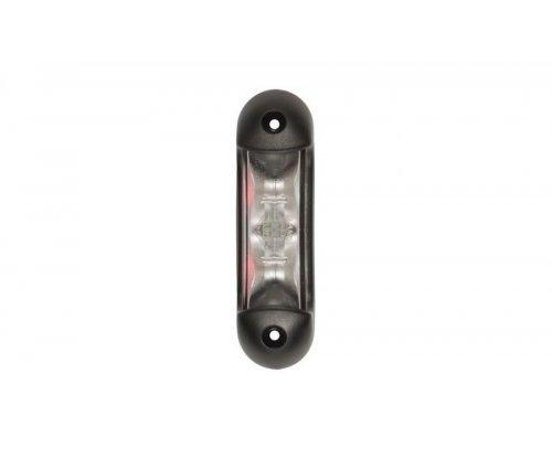 Габаритно-контурний ліхтар HOR 83 LED білий/червоний LD 2164