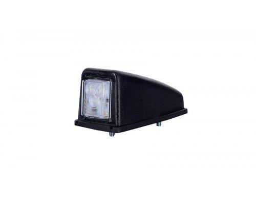 Діодний габаритний ліхтар(кутовий варіант) HOR 44 білий LD 221