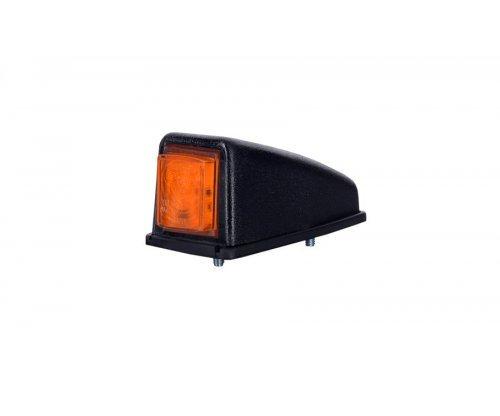 Диодный габаритный фонарь(угловой вариант) HOR 44 оранжевый LD 222