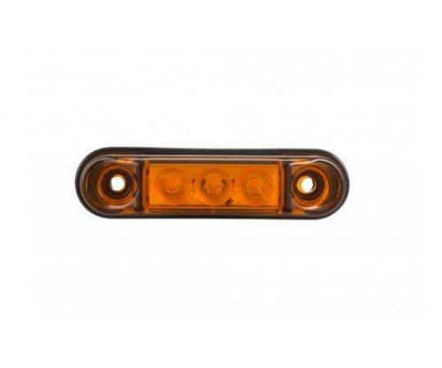 Габаритный фонарь SLIM LD оранжевый LD 2439