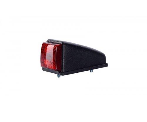 Габаритний боковий ліхтар червоний LON 284
