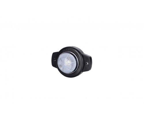 Габаритно-контурный фонарь HOR 51 LED на шурупах белый LD 358