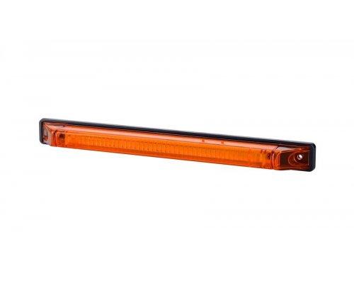 Довгий ліхтар HOR 49 LED оранжевий LD 562
