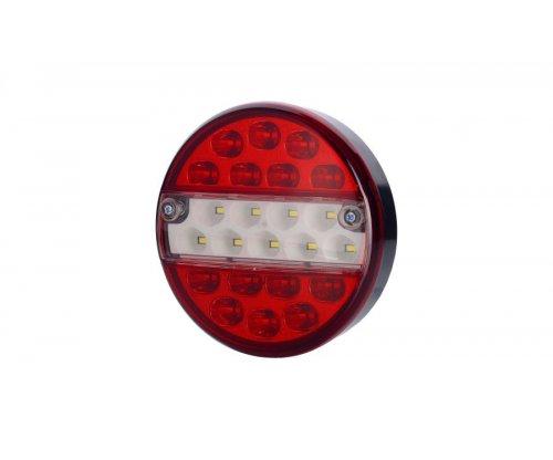 Задний комбинированный фонарь HOR 70 LED противотуманка задняя LZD 741