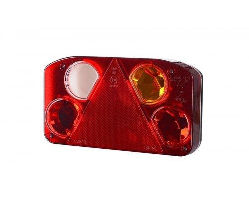 Задній комбінований ліхтар HOR 68 трикутник-відбивач протитуманка задній хід правий LZT 808