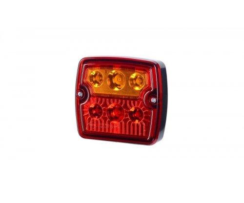 Задний комбинированный фонарь HOR 74 LED короткий LZD 967