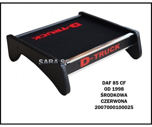 Полка DAF 85 CF водитель
