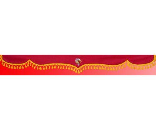 2203 Ламбрекен DAF червоний
